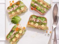 Gemüse-Shrimps-Sülze Rezept