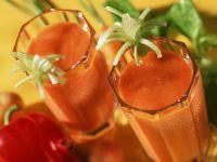 Gemüse-Smoothie Rezept