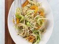 Gemüse-Spaghetti Rezept