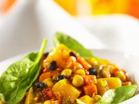 Gemüse-Tajine Rezept
