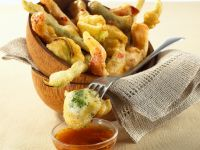 Gemüse-Tempura Rezept