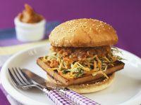 Gemüse-Tofu-Burger Rezept