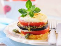 Gemüse-Türmchen Rezept