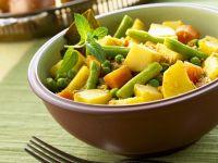 Gemüsecurry Rezept