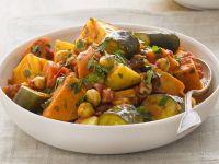 Gemüseeintopf auf marokkanische Art Rezept