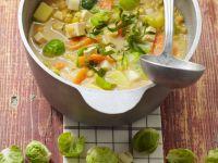 Gemüseeintopf mit Tofu Rezept