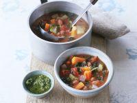 Gemüseeintopf nach toskanischer Art Rezept