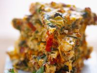 Gemüsefrittata Rezept