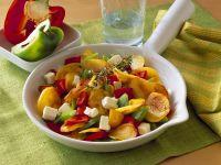 Gemüsepfanne Rezept