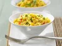 Gemüsereis mit Curry Rezept