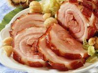 Gepökelter Schweinebraten Rezept