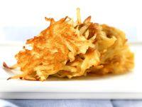 Geröstete Kartoffelpuffer Rezept