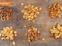 Geröstete Kürbiskerne: 6 Variationen Rezept