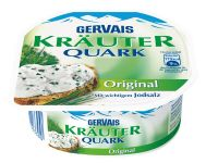 Wunderbar cremig: Gervais Kräuterquark