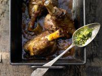 Geschmorte Lammhaxen – smarter Rezept