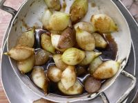 Geschmorte Zwiebeln Rezept