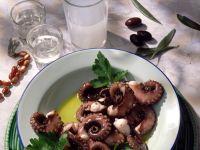 Geschmorter Oktopus Rezept