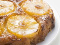 Gestürzter Ananaskuchen Rezept