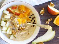 Gewürz-Porridge Rezept