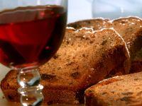 Gewürzkuchen mit Rotwein Rezept