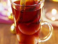 Glühwein mit Orange Rezept