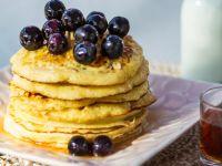 Glutenfreie Bananen-Pancakes Rezept