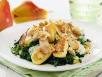 Gnocchi mit Spinat Rezept