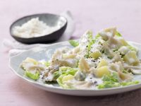 Gorgonzola-Pasta Rezept