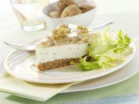 Gorgonzola-Torte mit Walnüssen Rezept