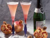 Granatapfel-Sekt Rezept