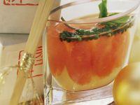 Grapefruit in Sherry Rezept