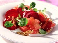 Grapefruit-Rote-Bete-Salat Rezept