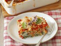 Gratinierte Cannelloni mit Spinat-Ricotta-Füllung Rezept