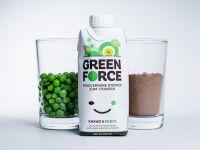 Greenforce vereint das Beste aus Erbse und Kakao