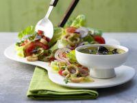 Griechischer Tintenfischsalat Rezept