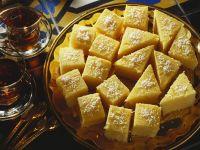 Grießkuchenschnitten Rezept
