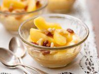 Grießpudding mit Apfelkompott Rezept