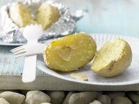 Grillkartoffeln mit Sesam