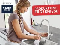 Testergebnisse: GROHE Blue Home Wassersytem