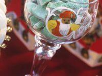 Grün-weisses-Marzipankonfekt Rezept