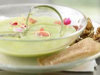 Grüne Apfelkaltschale Rezept