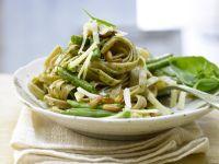 Grüne-Bohnen-Pasta Rezept