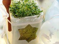 Grüne Gemüse-Kräutersauce Rezept