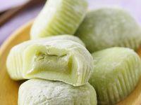 Grüne Mochi Rezept