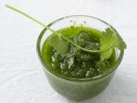 Grüne Mojo-Soße Rezept