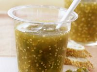 Grüne-Tomaten-Marmelade Rezept