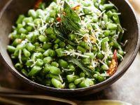 Grüner Bohnensalat auf indische Art Rezept