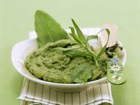 Grüner Dip mit Kräutern