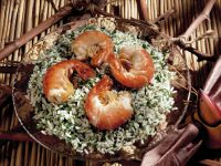 Grüner Reissalat Rezept