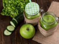 1500-Kalorien-Tag: Gesundes Grünfutter